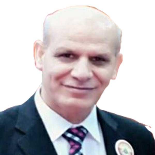 Dr Mahmoud Maghribi Iraqi Amer