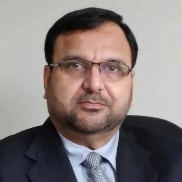 Nasir Hameed