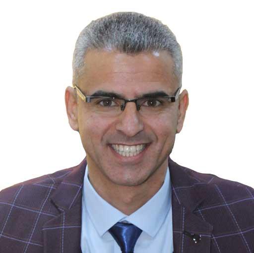 Amin N. Eleimat (Olaimat)