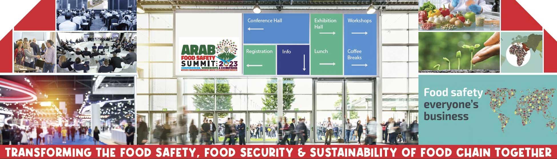 Arab Food Safety Summit Slide 03