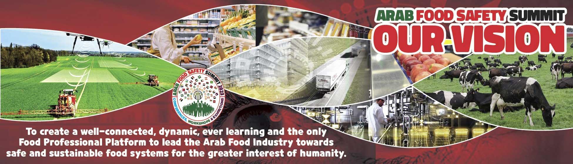 Arab Food Safety Summit Slide 04