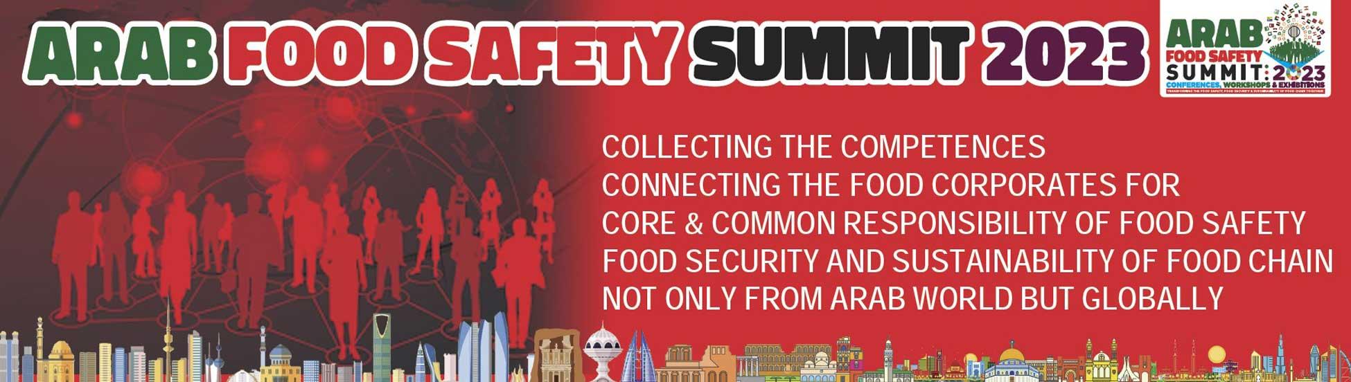 Arab Food Safety Summit Slide 05