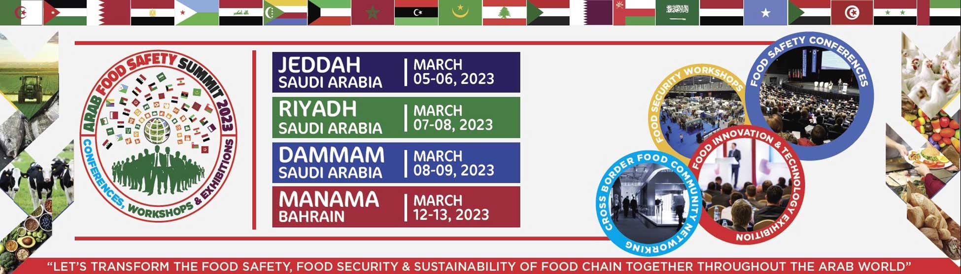 Arab Food Safety Summit Slide 06