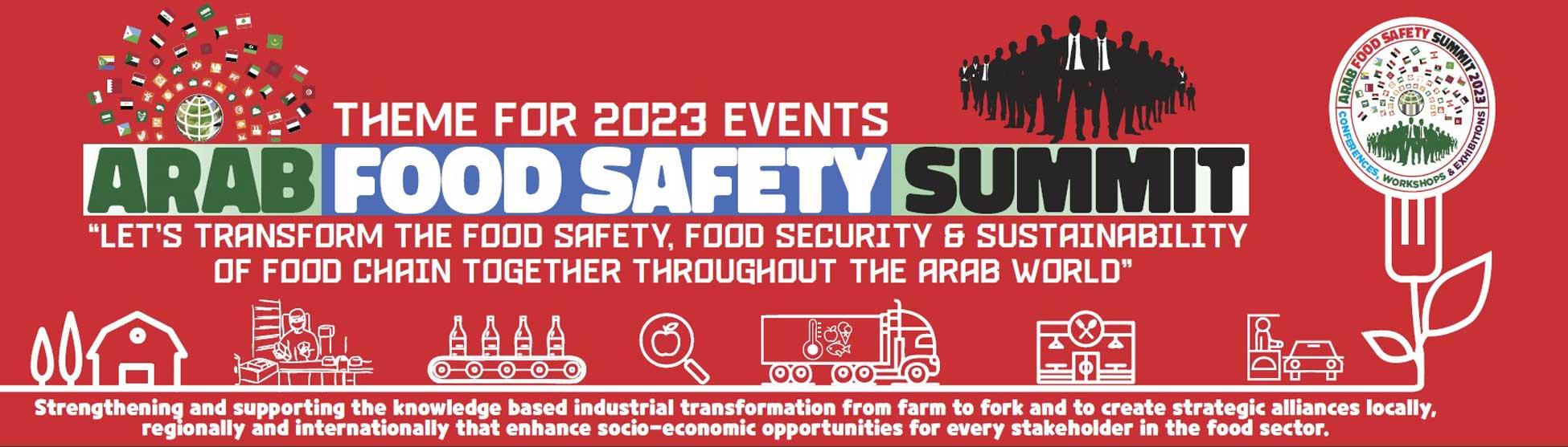 Arab Food Safety Summit Slide 07